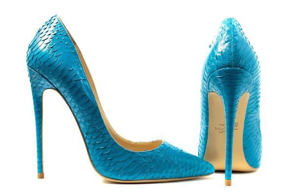 LEILA - LEILA Mermaid Blue Snake