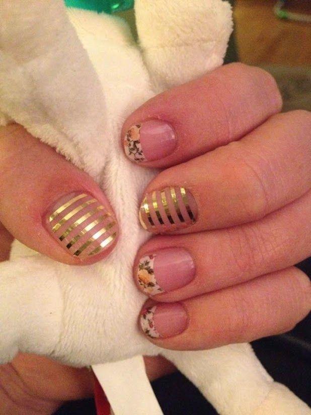 Mejores 109 imágenes de Jamberry Nails en Pinterest | Uñas jamberry ...