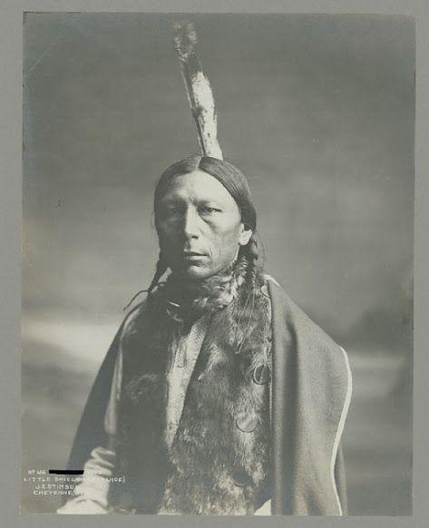 Little Shield - Arapaho - 1900