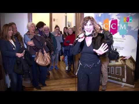 1 EXPOSICIÓN EL AZUL DEL ALMA HERNOL FLORES VARGAS 20173