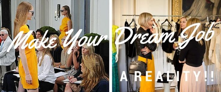 Land Your Dream Job in Fashion Industry  First impression is the best impression, hence we are always advised to dress well when you are meeting somebody new or attending an interview. Fashion has become an important aspect in today's lifestyle. If you have knack for fashion and have that creative mind then fashion industry opens up great opportunities for aspiring fashion designers.  What is Fashion Designing? For more details click: