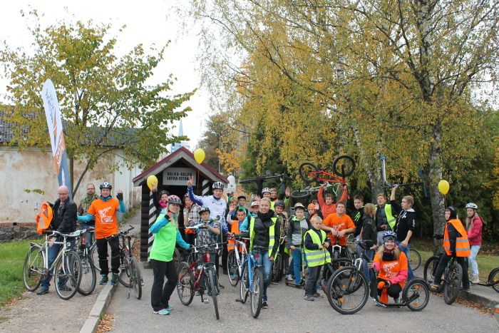 MOVE Week in Estonia: Cross-border cycling event