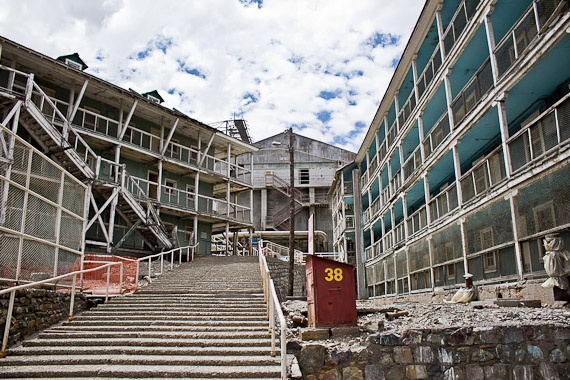 Sewell Mining Town (Chile) - A UNESCO world heritage site