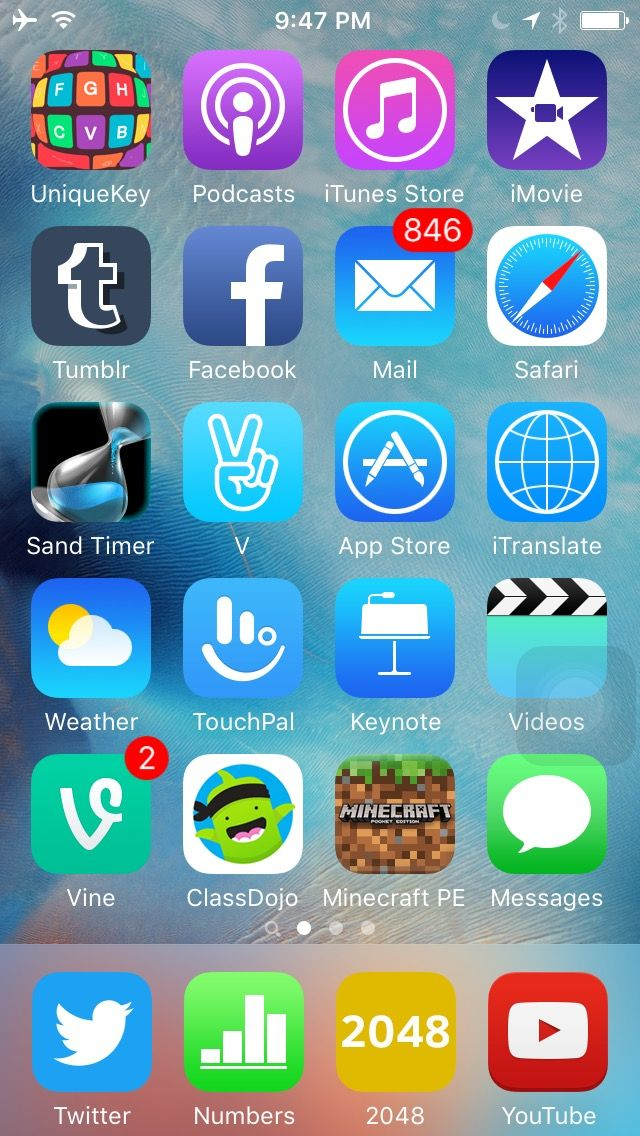 Pin by Daria on homescreen Timer app, App, Iphone layout