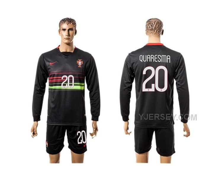 http://www.yjersey.com/portugal-20-quaresma-euro-2016-away-long-sleeve-jersey.html Only$35.00 PORTUGAL 20 QUARESMA EURO 2016 AWAY LONG SLEEVE JERSEY Free Shipping!