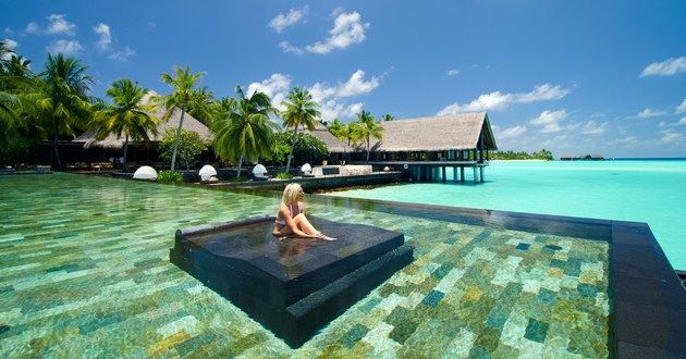 One only reethi rah in north mal atoll maldives for Mejores resorts maldives