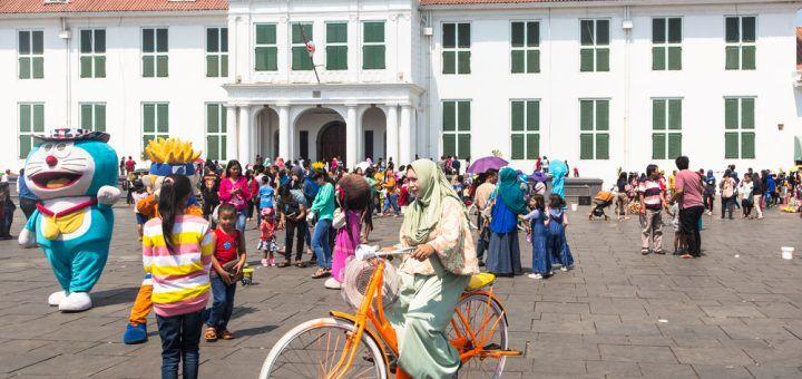 wisata Jakarta murah meriah