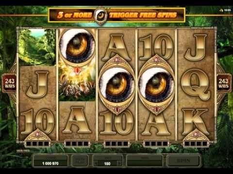 Untamed Bengal Tiger online slot game   Royal Vegas Casino