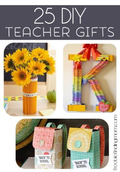 25 diy teacher gifts our kids kid and teacher gifts. Black Bedroom Furniture Sets. Home Design Ideas
