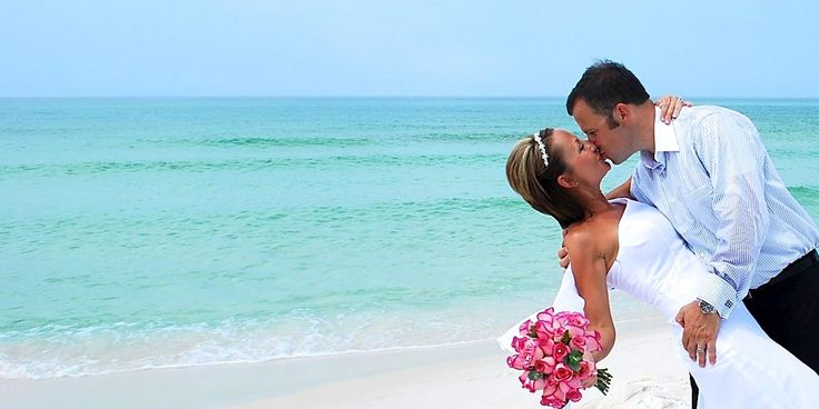 Our Weddings Planner Services on the Gulf Coast : Sunset Beach Wedding Packages : BigDayWeddings.net