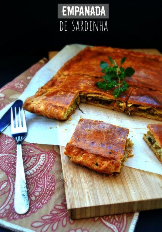 Sweet Gula: Empanada de Sardinha