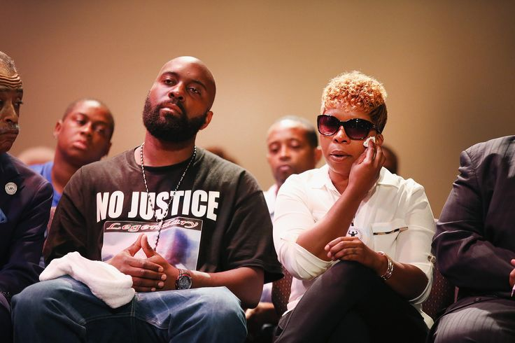 A month and a day since Michael Brown was shot and killed, the 18-year-old's family continues to languish under the weight of an uncertain investigation.