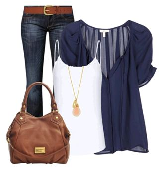 Sapphire. Looking forward to darker, jewel-tone colors this fall. Minus the belt