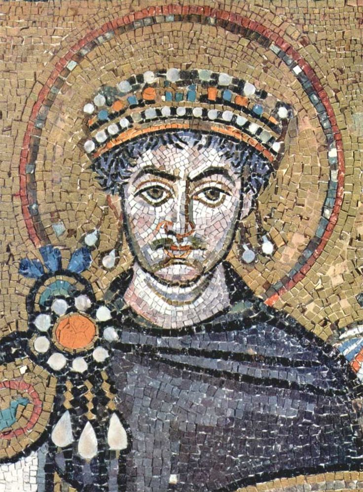 New evidence suggests the Black Death bacterium caused the Justinianic Plague of the sixth to eighth centuries. The pandemic, named after the Byzantine emperor Justinian I (shown here), killed more than 100 million people.