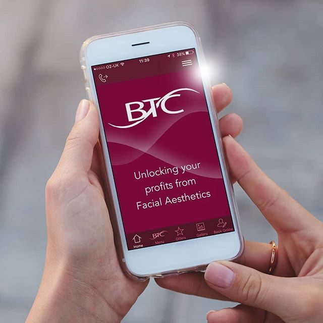 An app we created for botulinum toxin club. Helping you stay connected to your clients. #botoxtrainingfordentists #botoxcourses #appdesign #dentalapp #app #dentist #dentistry #botoxtraining #facialaesthetics