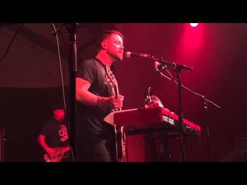 "David Cook ""Carry You"" Tulsa 9-22-13 I Absolutely LOVE this song!!!!!!"