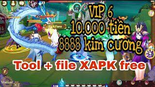 Tải game Âm Dương Sư bản v1.0.8 hack tiền, hack kim cương, mod VIP 6 miễn  phí cho Android APK, Âm Dương Sư cập nhật bản mới nhất ngày 31/8/2.