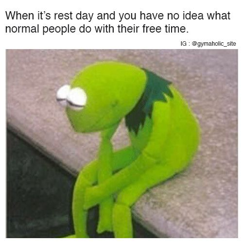 When It's Rest Day