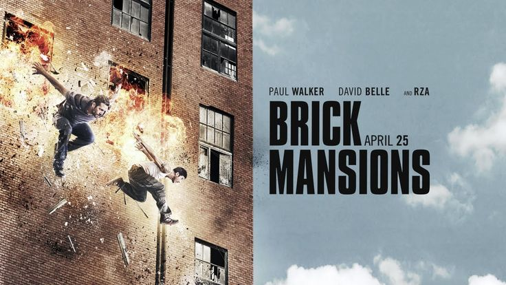 BRICK MANSIONS - Official Trailer - In Theaters April 25th. Starring Paul Walker, David Belle and RZA