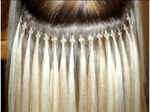 HOW TO: micro ring/loop hair extensions