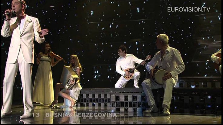 eurovision bosnia