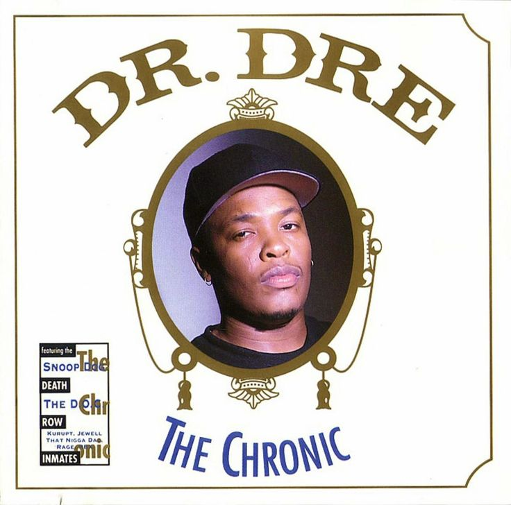 """Dr. Dre, The Chronic (1992): This one absolutely belongs on any essential listening list of any decade and of all time. This is one of the greatest albums of all time, laying down on wax an infinite number of possibilities for hip hop, rock, and everything in between. """"1001 Albums"""" says it rivals """"Nevermind"""" as the most influential album of the 90s, but I would say that this one ends up being so much more influential because there was nothing like this out there until this one dropped…"""
