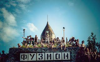 Das Fusion Festival 2013, ein Erlebnisbericht und die musikalischen Mitschnitte