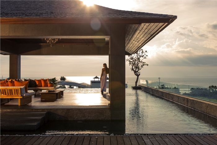 One of the latest property in Kuta beach, The Stones signifies immense luxury. Photo courtesy of The Stones via The Jakarta Post Travel.