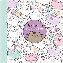 Amazon.com: Pusheen Coloring Book (9781501164767): Claire Belton: Books