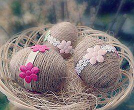Dekorácie - Vajíčka trocha inak - 5210705_