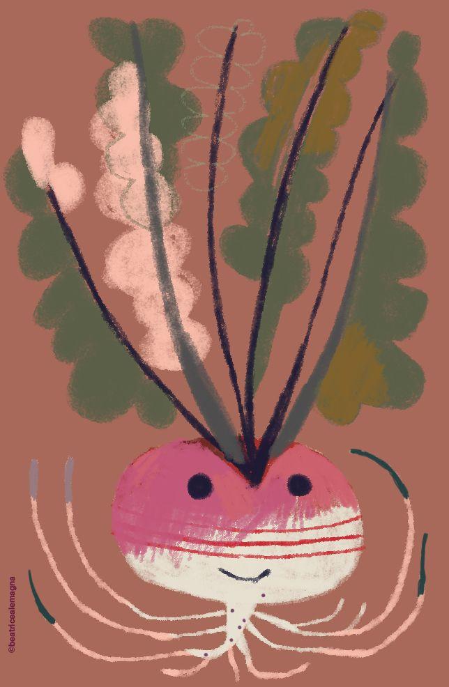 a delightful illustration by Beatrice Alemagna. via the artist's thetopsyturvybook on tumblr