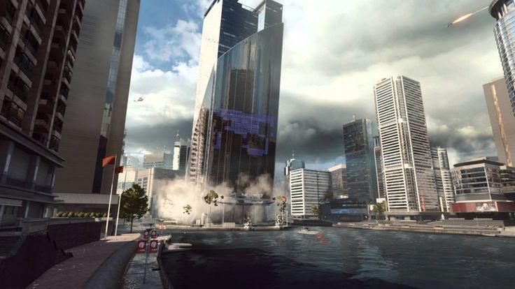 Battlefield Beta Siege of Shanghai Environment Film YouTube