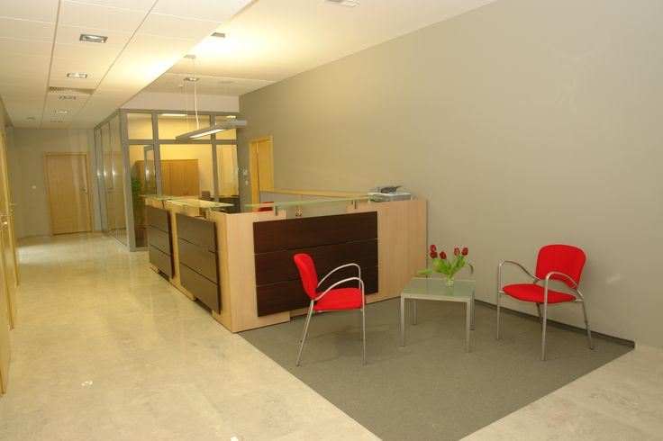 EXACT in customer office Krakow