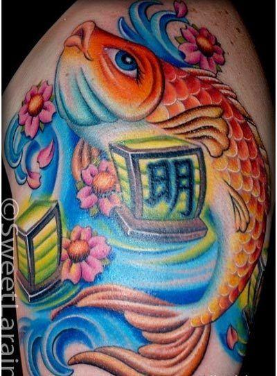 f4b3fe876 Best Chinese Tattoo Designs - Our Top 10 | Tattoos | Koi fish tattoo ...