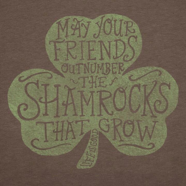 Shamrocks & Friends : )