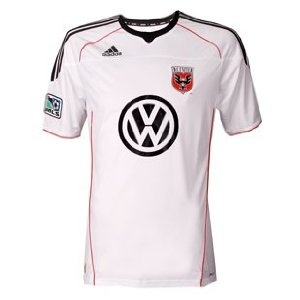 DC UNITED AWAY JERSEY