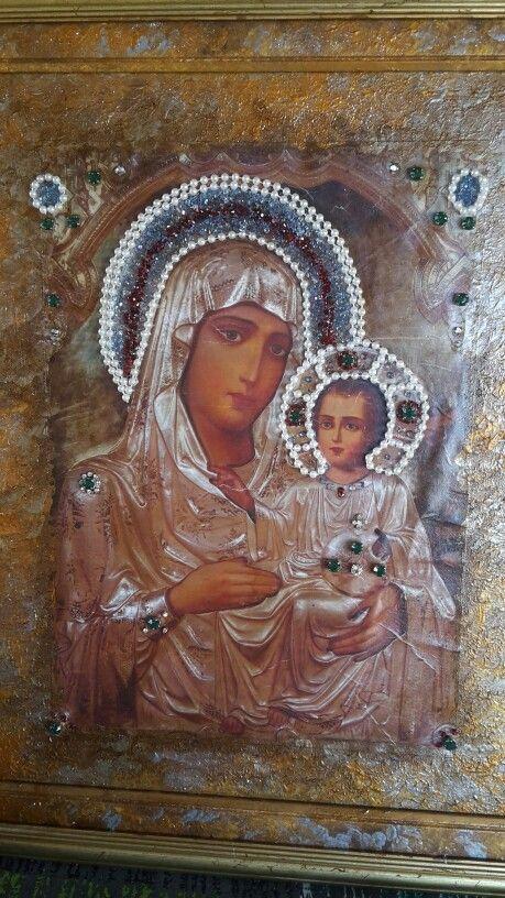 Η Παναγία από την ιερουσαλημ...