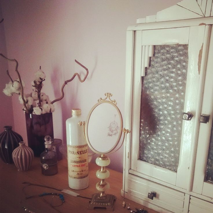 Vacation rental in the Loire Valley. Vintage decoration. French countryside rental on Abritel