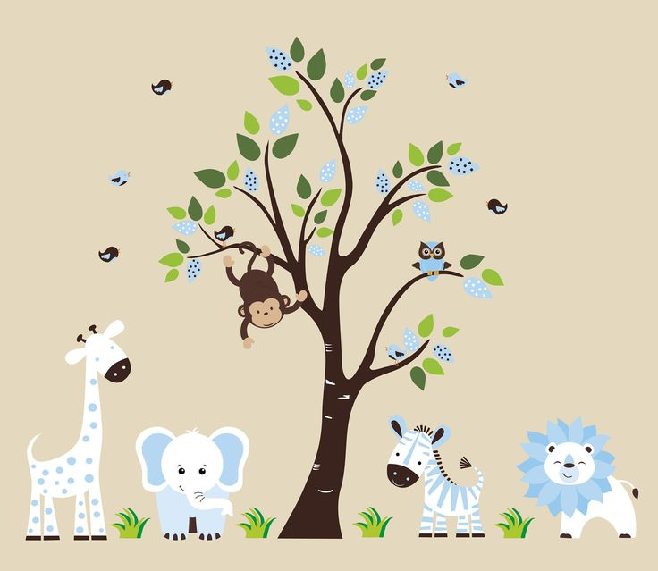 Best Baby Room Wall Painting Images On Pinterest Babies Rooms - Church nursery wall decals