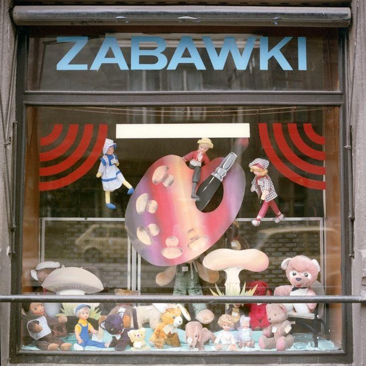 Polski sklep z zabawkami, 1988 r.