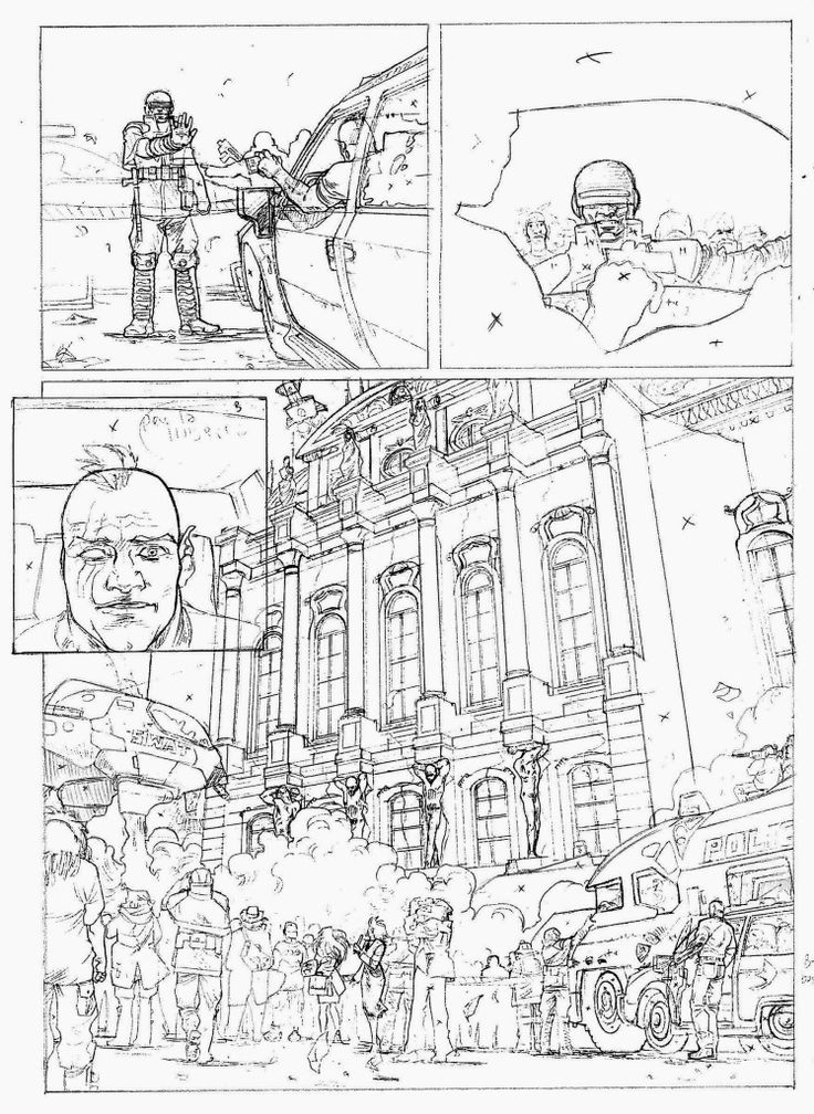 """Pencils. """"Agenzia Alfa n° 33, Il sole del mattino"""", testi di S.Piani e disegni di Melissa Zanella . (L'eredità di Hopper - Sergio Bonelli Ed) By Melissa Zanella."""