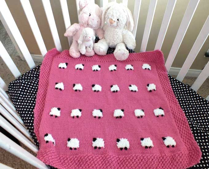 Knitting Patterns For Baby Blankets Pinterest : 17 Best images about copertine maglia e uncinetto on ...
