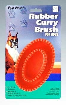 Best Curry Brush For Dogs