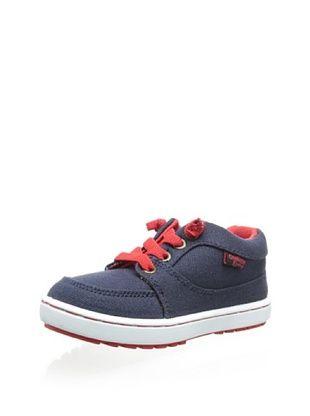 57% OFF OshKosh B'Gosh Thomas Lace-Up Sneaker (Toddler/Little Kid) (Navy)