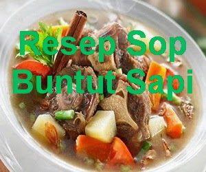 Resep sop buntut sapi spesial dengan Kuah sop nya terasa segar karena bumbunya pas, simak resep membuat sop buntut sapi spesial enak berikut ini - http://www.infooresep.com/2014/04/resep-sop-buntut.html