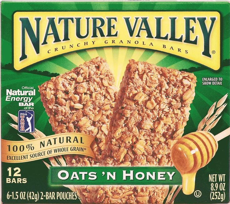 Nature Healthy Granola Bars Good For A Diet