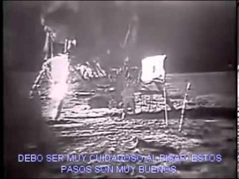 La NASA publica fotos inéditas de la llegada del hombre a la Luna   De10