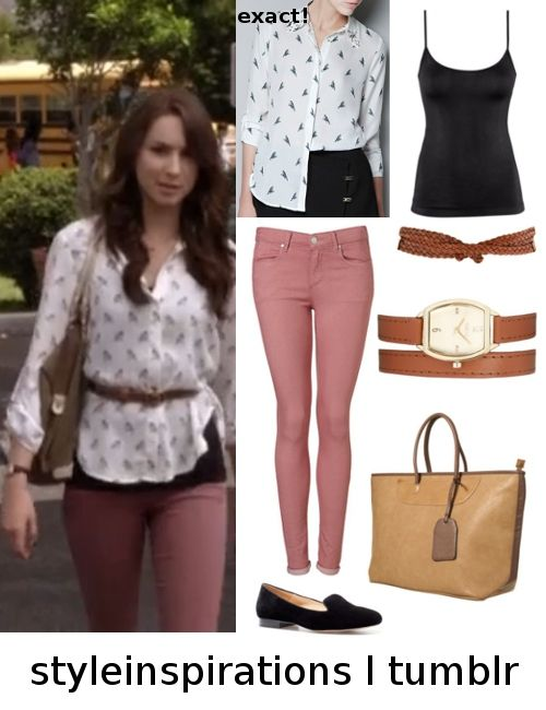 How To Dress Like The Pretty Little Liar Spencer Hastings. | Pretty Little Liars