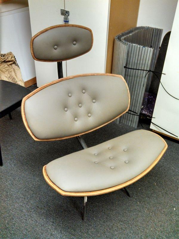 Modern Chair Design.
