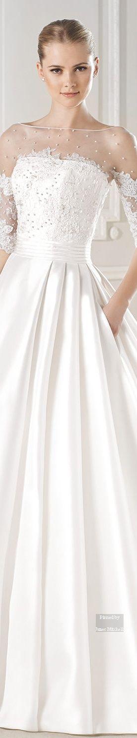 381 best W dress patterns images on Pinterest | Short wedding gowns ...